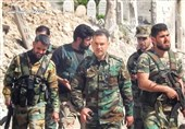 گزارش خبرنگار تسنیم در دمشق|کشف سلاحهای اسرائیلی و استقرار نیروهای سوری در الیرموک