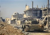 Syria Army Continues to Advance in Eastern Ghouta