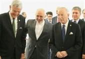 Türkiye Meclisi Dış İlişkiler Heyeti Başkanı Zarif'le Görüştü