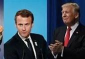 ماکرون حرف ترامپ درباره توافق هستهای با ایران را تکرار کرد