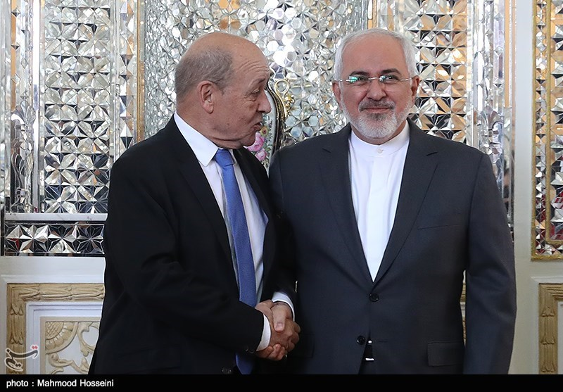 Iran, France Discuss JCPOA, Regional Issues