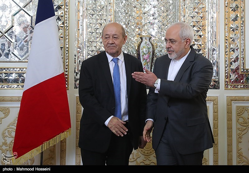 Iran Urges France to Honor JCPOA, Stop Abiding by US Sanctions