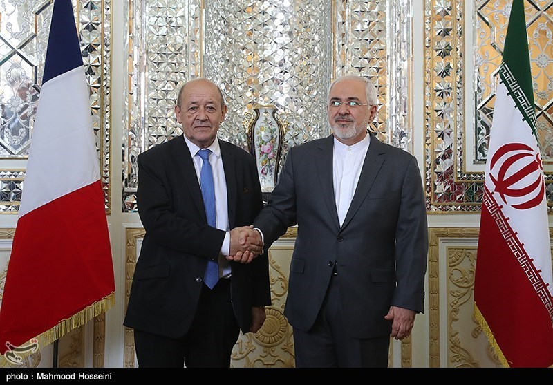 Zarif Urges Europe's More Constructive Role in Preserving JCPOA