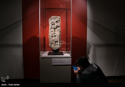 French Louvre Museum Holds Exhibition in Tehran