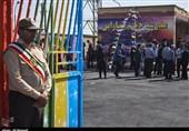 خوزستان| افتتاح مدرسه 3 کلاسه خضیریات کارون برای حذف مدارس کانکسی