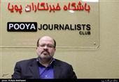 حضور نماینده جنبش حماس در باشگاه خبرنگاران پویا
