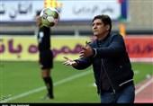 مشهد| مهاجری: بازیکنان پدیده غیرت به خرج دادند و کار بزرگی کردند
