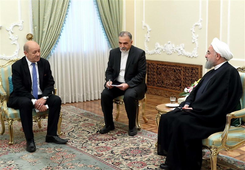 JCPOA Fall to Cause Common Regret, Iran's President Warns