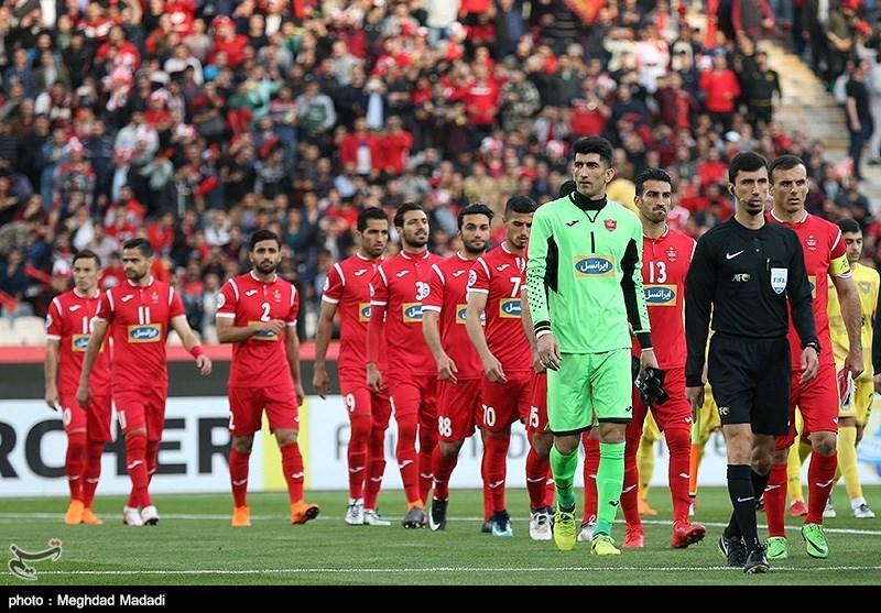 22 بازیکن پرسپولیس برای دیدار با الوصل مشخص شدند