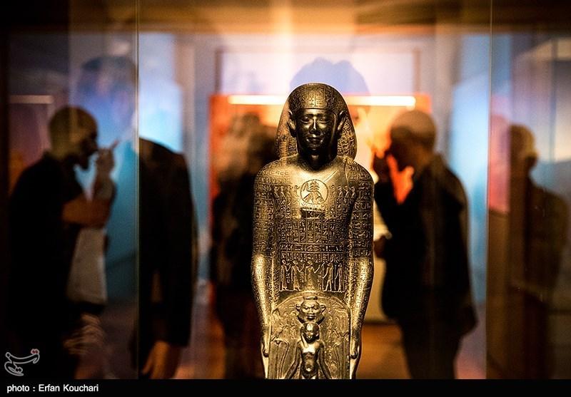 موزه لوور تهران را در 5 دقیقه بازدید کنید + فیلم