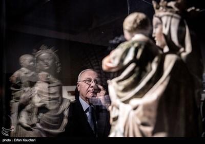 افتتاح رسمی نمایشگاه موزه لوور در تهران