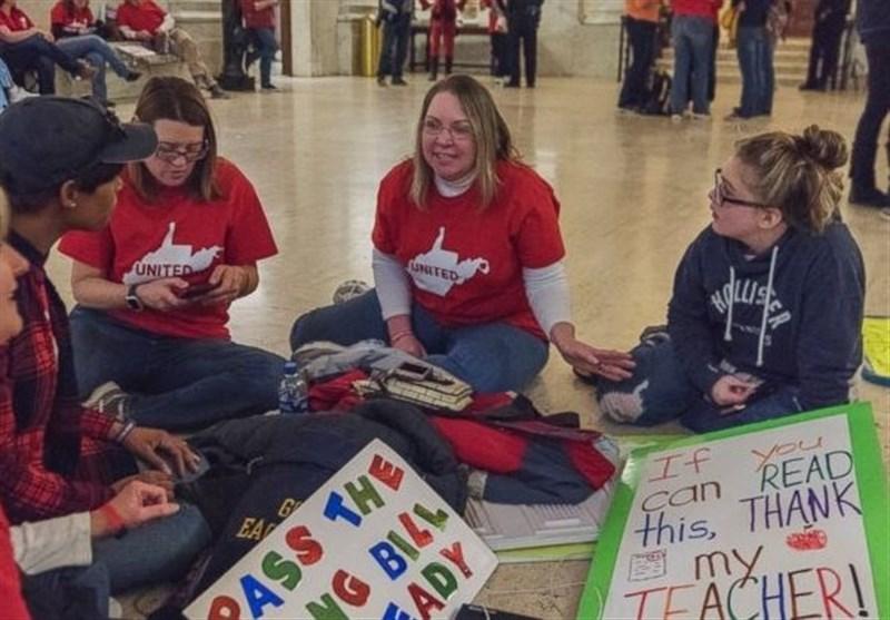 Legislators in US West Virginia Eye Measures to End Teacher Strike