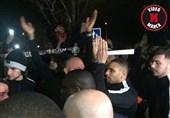 توهین هواداران پاریسنژرمن به رئال مادرید