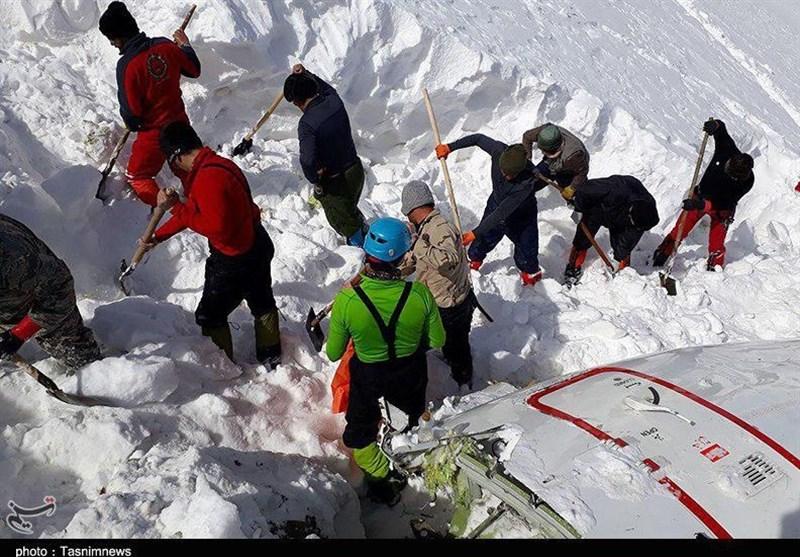 یاسوج|بزرگترین محموله از بقایای پیکر جانباختگان ATR به پزشکی قانونی منتقل شد/تمامی جسدها متلاشی شدهاند