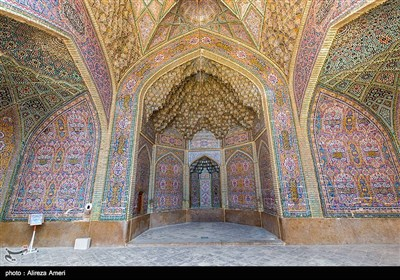 One of Iran's Most Beautiful Mosques in Shiraz