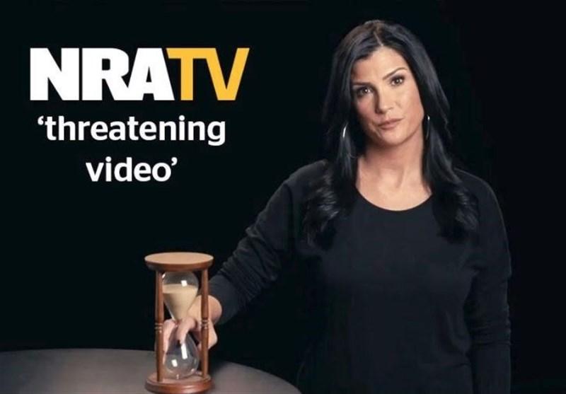 تهدید ویدئویی اهالی رسانه توسط انجمن ملی سلاح آمریکا + ویدئو