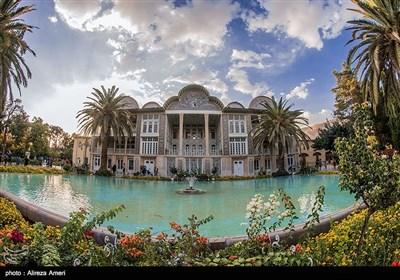 Iran's Beauties in Photos: Eram Garden in Shiraz