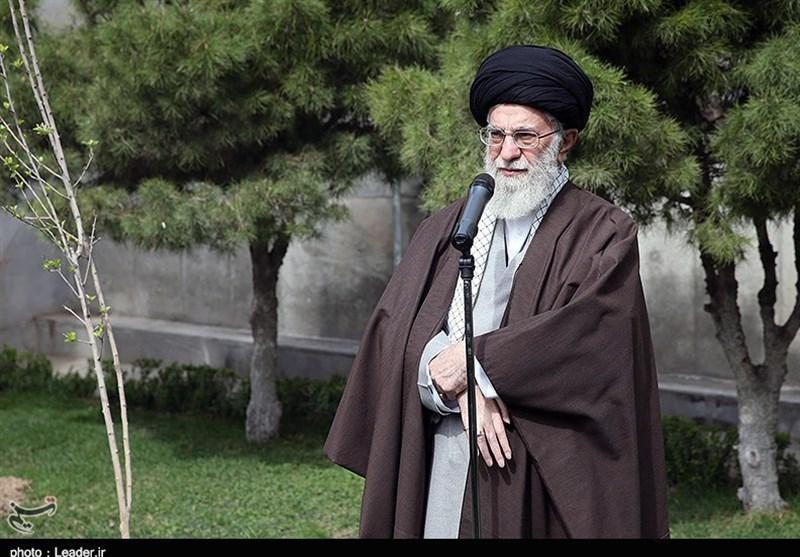 امام خامنهای: برخی بهدنبال دستاندازی به باغهای تهران هستند/ باید جلوی این کار گرفته شود