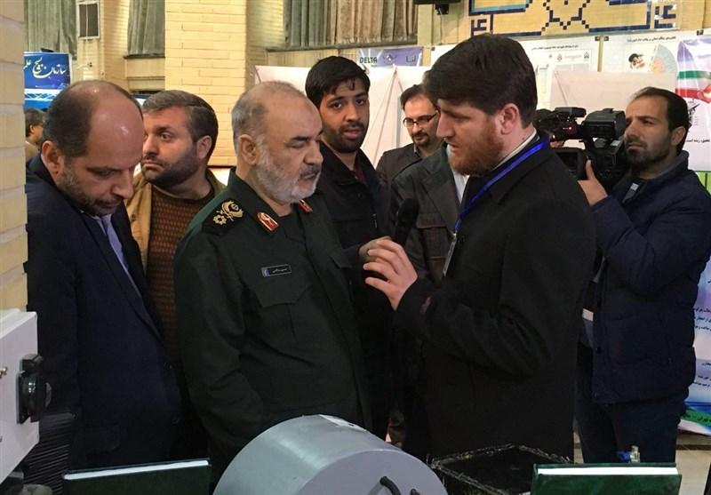 IRGC Commander Hails Iran's Progress in Defense Technologies