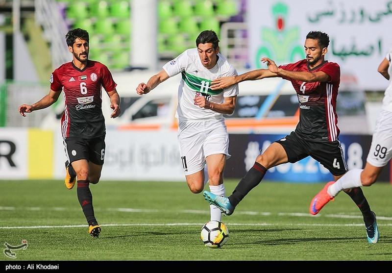 ACL: Iran's Zob Ahan Beaten by UAE's Al Wahda
