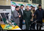 IRGC Showcases Latest Achievements