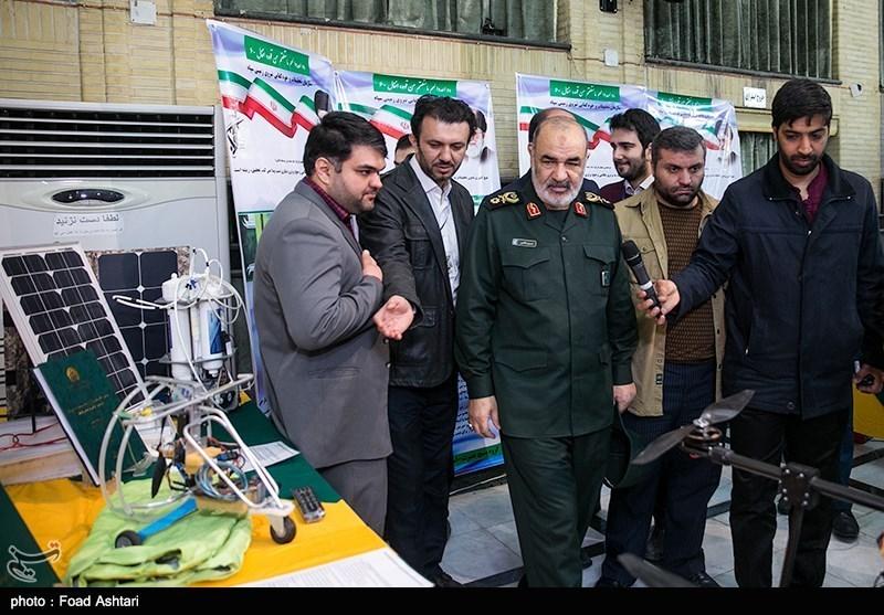 IRGC Showcases Latest Achievements