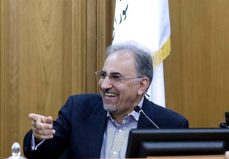 تشکیل پرونده قضایی برای شهردار تهران/نجفی برای برنامه مبتذل احضار شد
