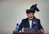اشرف غنی: افغانستان دیگر محصور نیست؛ همکاری با هند و ایران در حال گسترش است