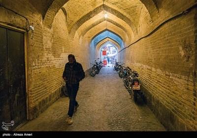 بازار وکیل - شیراز