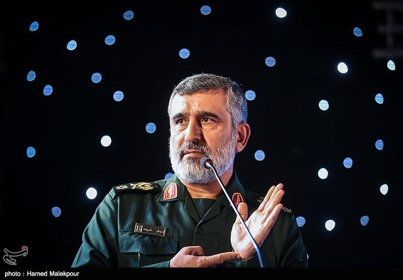 جشنواره جوان سرباز نیروی هوافضای سپاه