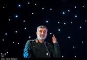 سردار حاجیزاده: تولیدات نظامی ما نسبت به گذشته سه برابر شده است