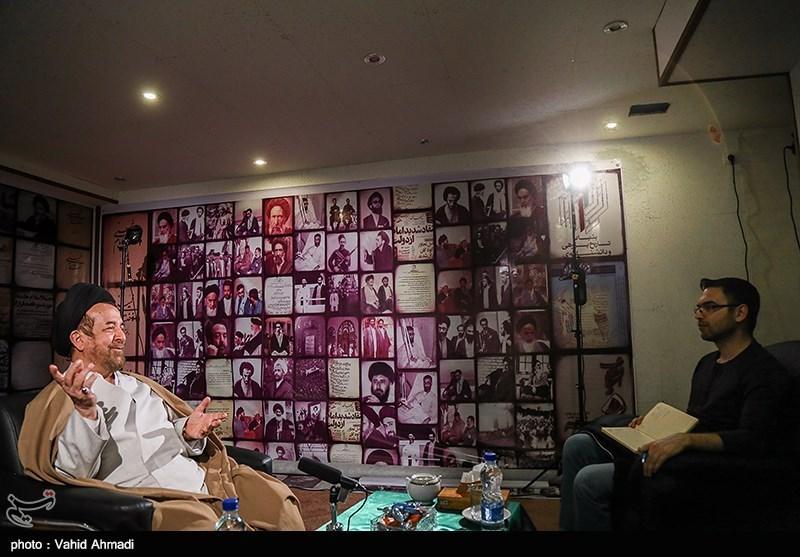 مصاحبه سید حمید روحانی