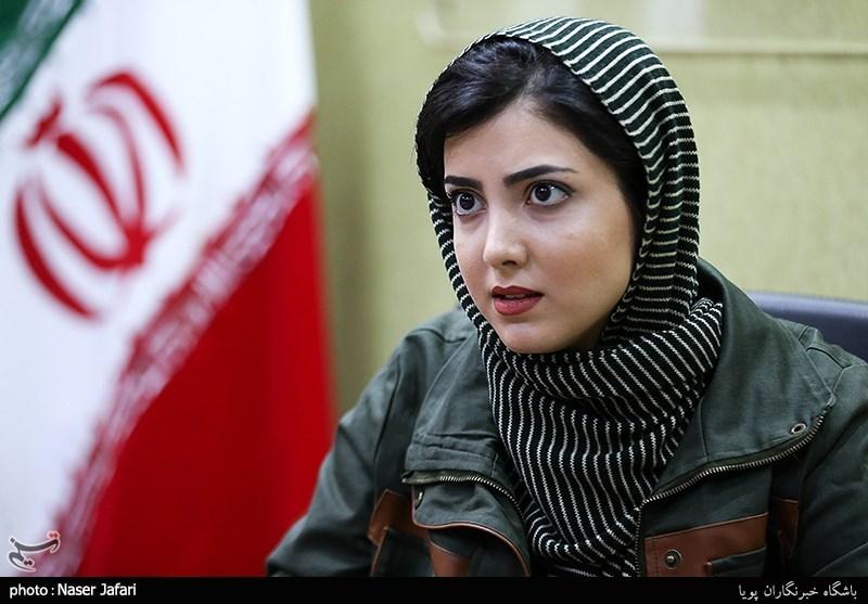 """از رتبه 8 کنکور تا بازی در فیلم """"لاتاری""""/ کرمعلی: ساخت فیلم درباره قاچاق دختران ایرانی تصمیمی جسورانه بود"""