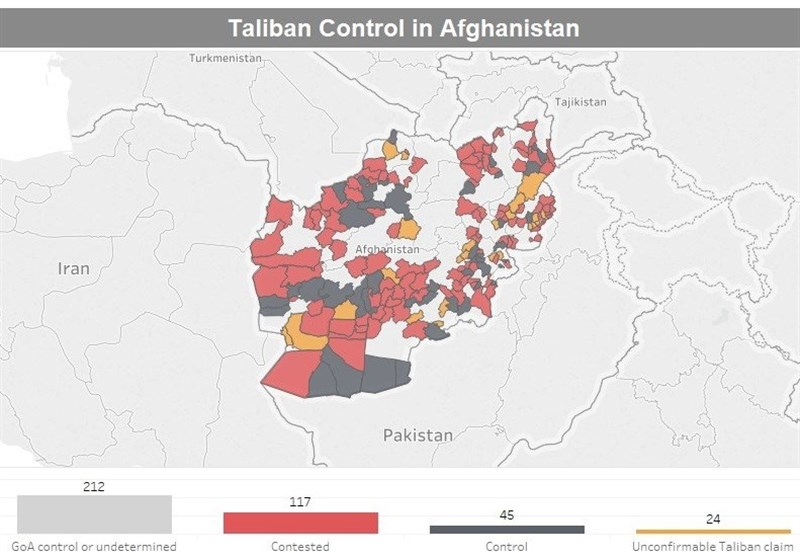 United Nations envoy urges Taliban to respond to Afghan government offer