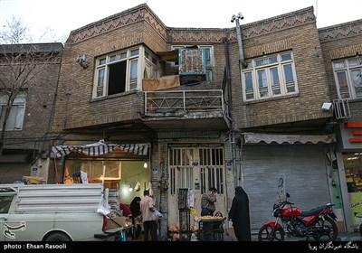 خانه های قدیمی،خیابان شهید رسول قدیمی(کبریت سازی)