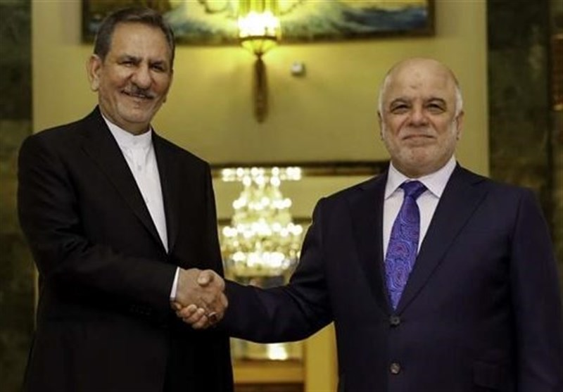 Iran, Iraq Ties Strategic: First VP