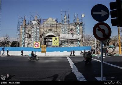 محله های تهران - شوش