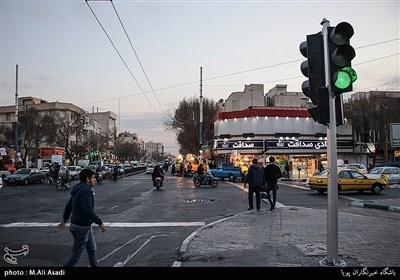 تیردوقلو از محلههای قدیمی و زیبای جنوب شهر تهران است و سهراه تیردوقلو در تقاطع خیابانهای شوش و ۱۷ شهریور (شهباز) واقع شدهاست.
