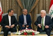 Iran Offers Help for Iraq's Reconstruction