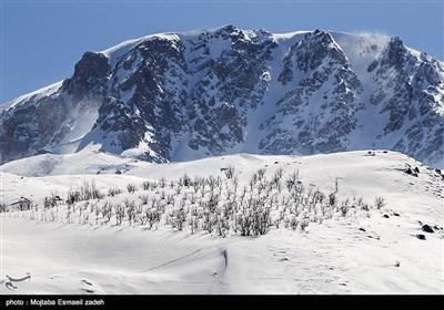 ایران | صوبہ مغربی آذربائیجان کے کوہستانی علاقے