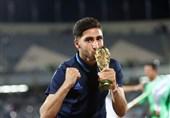 جهانبخش در گفتوگو با فیفا: حریف آسانی برای رقبایمان در جام جهانی نخواهیم بود/ مهدویکیا الگوی من است