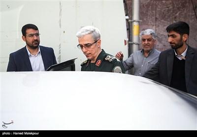 سرلشکر محمد باقری رئیس ستاد کل نیروهای مسلح در پایان جلسه شورای سیاستگذاری راهیان نور کشور