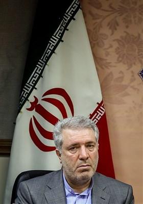 علیاصغر مونسان رئیس سازمان میراث فرهنگی در جلسه شورای سیاستگذاری راهیان نور کشور