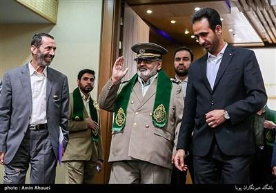 سیدحسن فیروزآبادی در اولین همایش بزرگ سادات