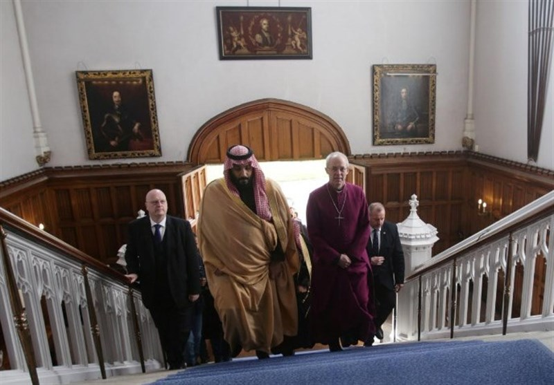 Saudi Crown Prince Commits to Interfaith Tolerance, Says Anglican Church