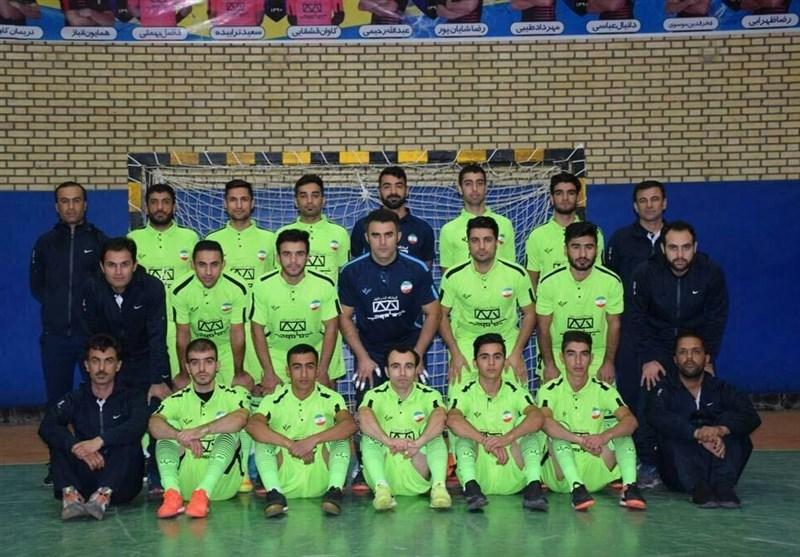 خوزستان| عیدی بهبهانیها به مردم خوزستان؛ تیم فوتسال اهورا به لیگ برتر صعود کرد