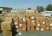 آذربایجانشرقی|دو محموله قاچاق به ارزش یک میلیارد ریال در مراغه کشف شد