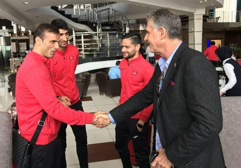 حسینی: از مردم میخواهم برای حمایت از تیم ملی به ورزشگاه بیایند/ پرتغال، اسپانیا و آلمان مدعیان قهرمانی در جام جهانی هستند