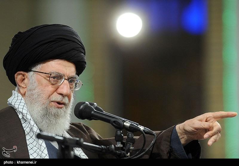 معاہدہ برقرار رکھنے کیلئے امام خامنہ ای کی جانب سے شرائط/ یورپی ممالک نے خلاف ورزی کی تو جوہری پروگرام دوبارہ شروع کرنے کا حق رکھتے ہیں