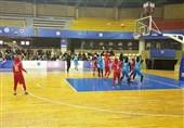 اعلام برنامه رقابتهای بسکتبال بانوان باشگاههای غرب آسیا